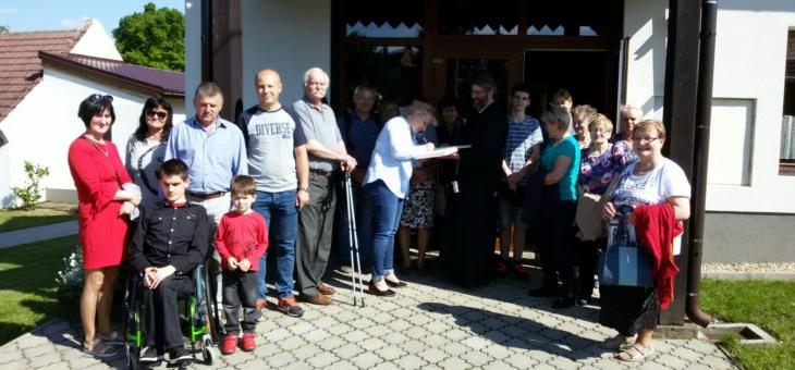 Návšteva poutníků z polské pravoslavné cirkevní obce Legnice